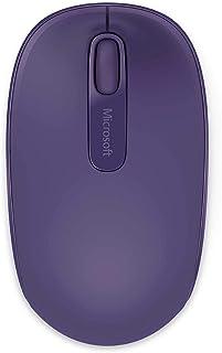 Microsoft Wireless Mobile Mouse 1850, Purple [U7Z-00044]