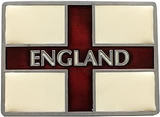 New Vintage England UK Flag Rectangle Belt Buckle Gurtelschnalle