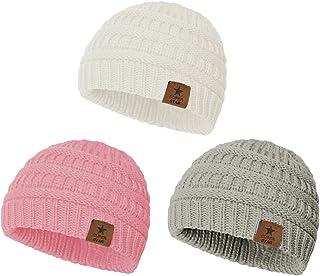 کلاه کودک کلاه بافتنی گرم و گرم Durio ناز کودک دنج کودک نوپا کودک زمستانی کودک پسر بچه