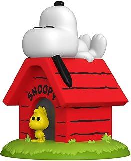 Funko Pop! Deluxe: Peanuts - Snoopy on Doghouse 856**funkofilia store**