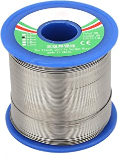Acogedor 0.6/0.8mm Solder Wire Roll,40% Tin Roll Solder Wire,