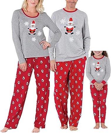 Conjunto de pijamas navideños a juego para familia, para ...