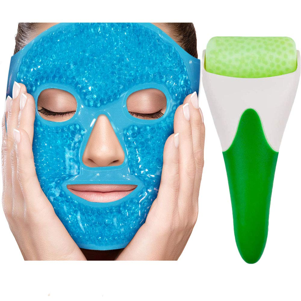 FA FIGHTART 2 in 1 Max 55% OFF Ice Roller Cold Mas Eye Indefinitely Cooling Pack Face Gel