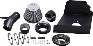 R&L Racing AF Dynamic Black Air Filter Intake Kit 2015-2018 for Chevrolet Colorado 2.5L 2.5 L4 2015-2018 GMC Canyon 2.5L 2.5 L4