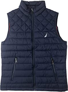 Nautica Men's Light Weight Quilted Vest