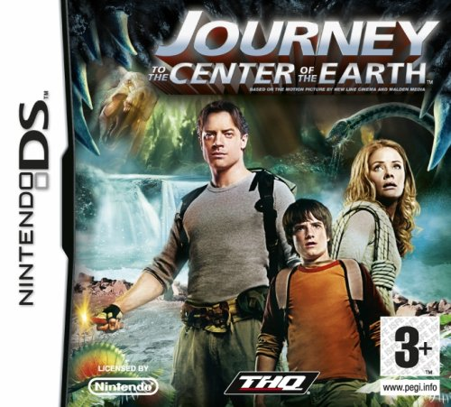 Journey to the Center of the Earth (Nintendo DS) [import anglais]
