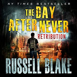 Retribution     The Day After Never, Book 4              Auteur(s):                                                                                                                                 Russell Blake                               Narrateur(s):                                                                                                                                 John David Farrell                      Durée: 8 h et 19 min     Pas de évaluations     Au global 0,0
