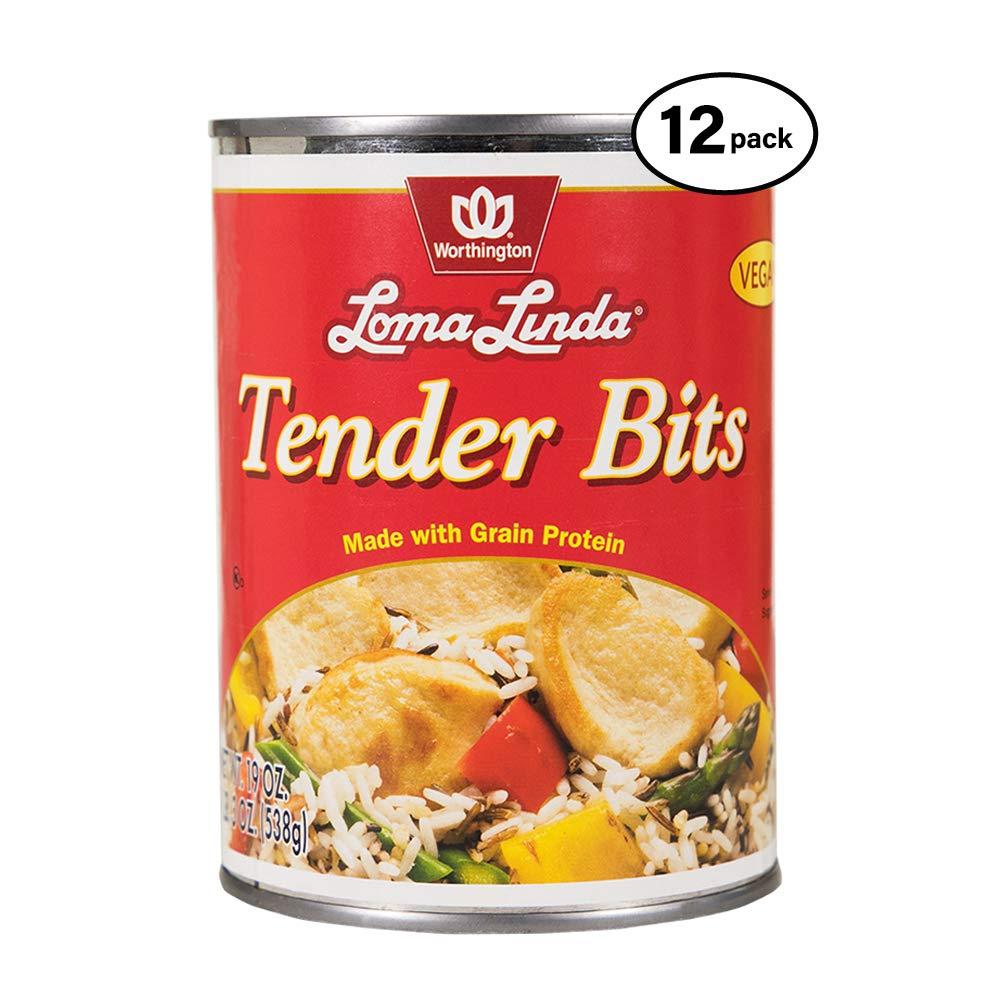 Loma Linda Plant Based Tender Bits 19 Oz 538 Grams Pack Of 12 Kosher Buy Online In Grenada At Grenada Desertcart Com Productid 25500324