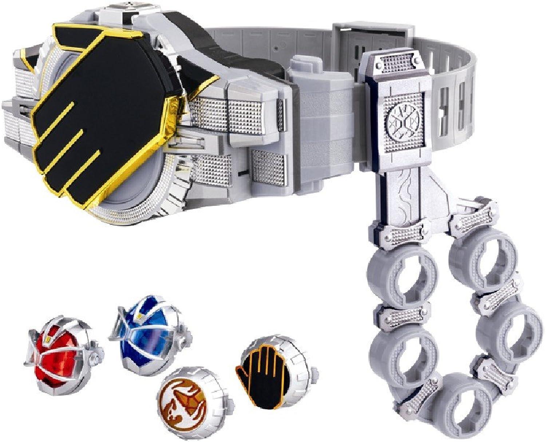 Kamen Rider Wizard - Transformation Belt DX WizarDriver & Wizard Ring Holder Set