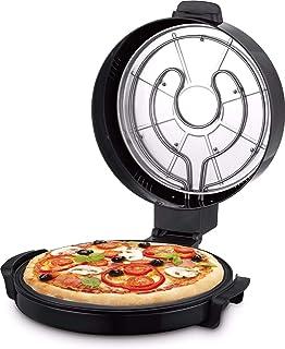 Dessini Pizza & Arabic Bread Maker (Black, 30cm)