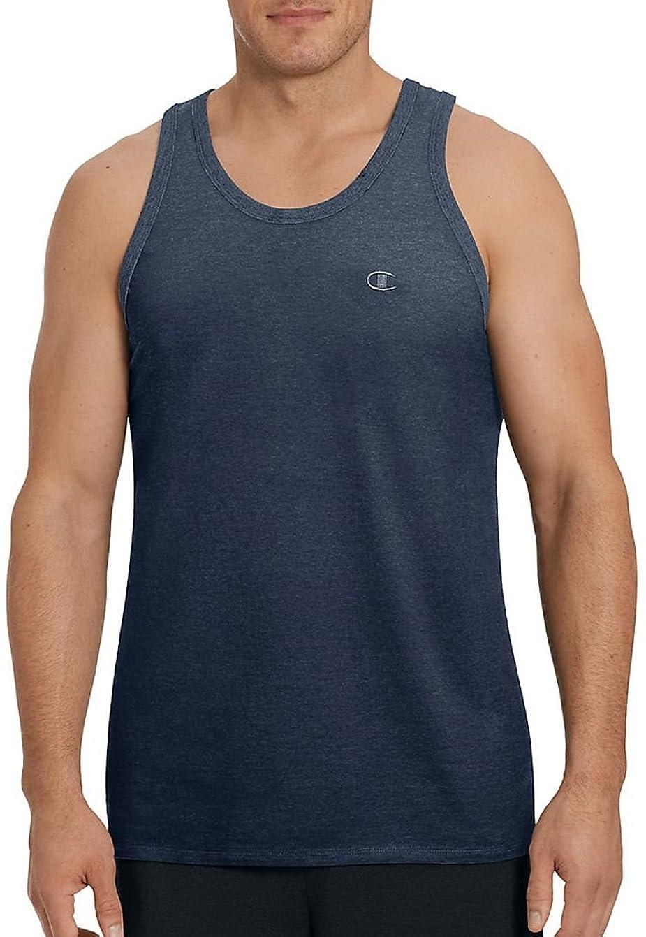 寸前上げる洞察力[チャンピオン] メンズ シャツ Champion Men's Classic Cotton Ringer Sle [並行輸入品]