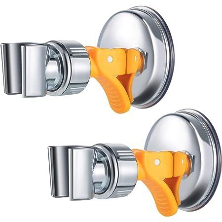 aluminum adjustable bathroom shower head holder stand bracket wall mount hoo PHI