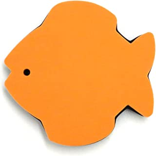 OttoMusica SR-11-OG Magic Pad for Violin and Viola, Orange Goldfish Shape