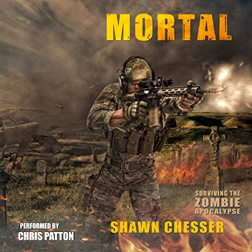Mortal cover art