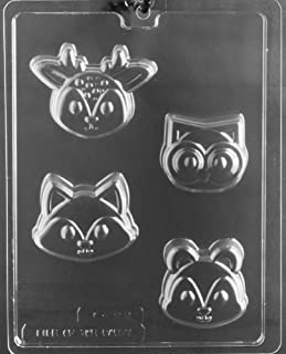 Best fox chocolate mold Reviews