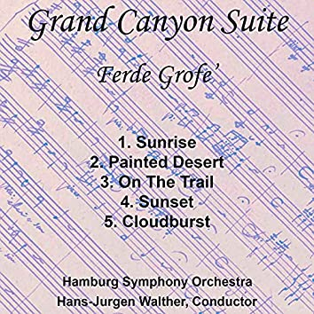 Grofe - Grand Canyon Suite