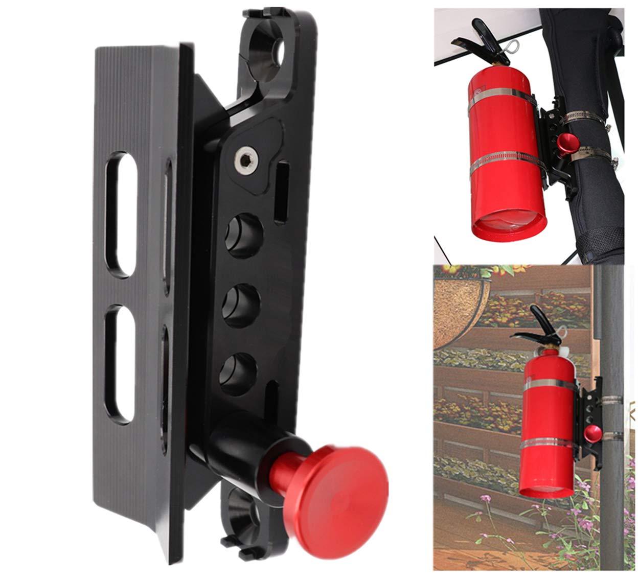 AUFER Universal Extinguisher Adjustable Aluminum