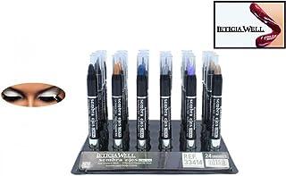 Lot 6de sombra de ojos Creme Stick–negro
