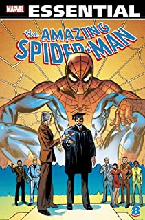 Essential Spider-Man, Vol. 8 (Marvel Essentials)