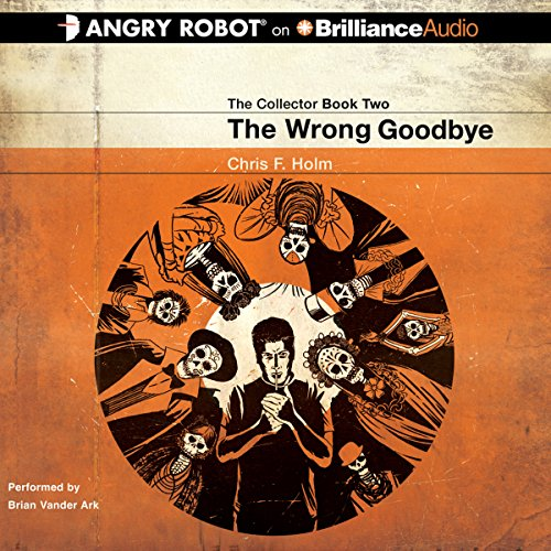 Couverture de The Wrong Goodbye