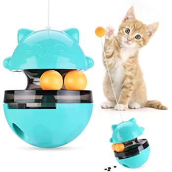 Iokheira Cat Toys, Interactive Toys for Indoor Cats, Cat
