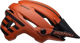 Bell Sixer MIPS Adult MTB Bike Helmet (Fasthouse Matte Red/Black (2019), Large)