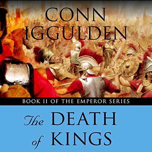 The Death of Kings audiobook cover art