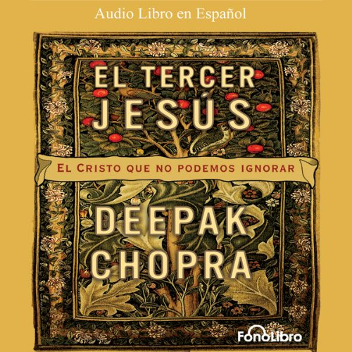 El Tercer Jesus [The Third Jesus] audiobook cover art