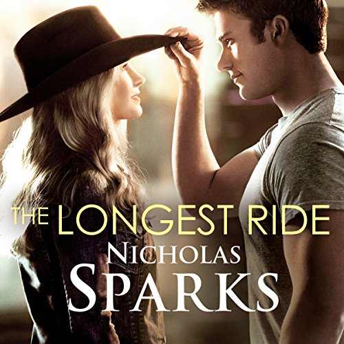 The Longest Ride                   By:                                                                                                                                 Nicholas Sparks                               Narrated by:                                                                                                                                 January LaVoy,                                                                                        Ron McLarty                      Length: 13 hrs and 11 mins     151 ratings     Overall 4.6