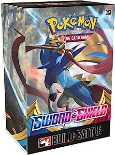 Pokemon Sword & Shield Build & Battle Box