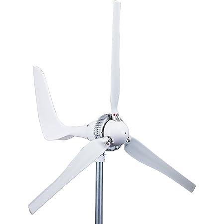 1450 WATT 10 blade max-core PMA 24 VOLT AC  3//W  WInd TURBINE GENERATOR