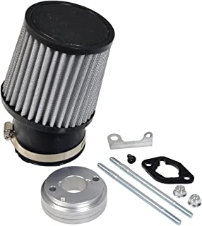 AlveyTech 212cc 6.5 Hp Predator High Performance Air Filter Intake Kit for Go-Karts & Mini Bikes