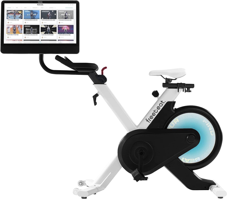 "Freebeat  180° Rotable 21.5"" Screen  Stationary Bike $699.30 Coupon"