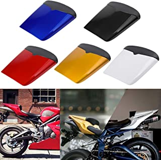 Luimoto Seat Covers for Triumph Daytona 675 2006-2012 Black by Sixty61