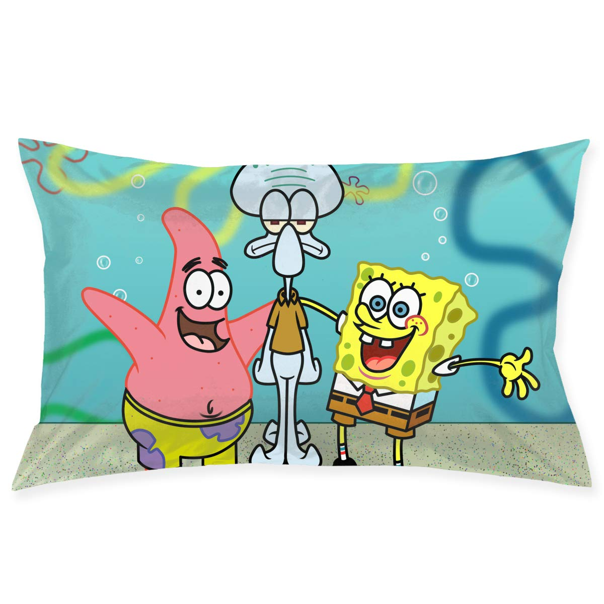 Meirdre Pillow Cases Spongebob