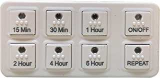 Westinghouse 1 Outlet Countdown Bar Timer