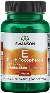 Best vitamin e 200 iu vs 400 iu Reviews