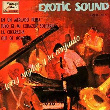 Vintage Jazz No. 96 - EP: Exotic Sound