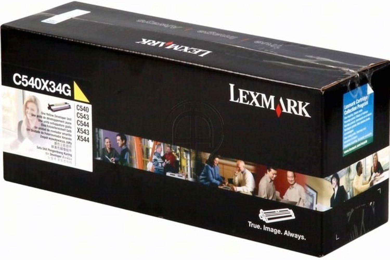 Lexmark Optra C 544 544 544 DTN (C540X34G) - original - Entwicklereinheit - 30.000 Seiten B006IQ53KC  | Authentische Garantie  add349