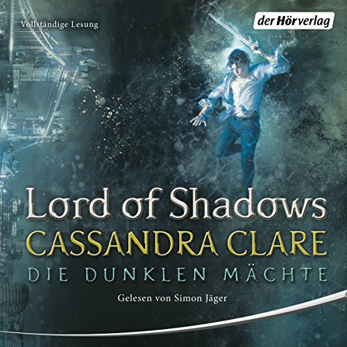 Couverture de Lord of Shadows