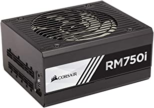 Corsair RMi Series, RM750i, 750 Watt, 80+ Gold Certified, Fully Modular - Digital Power Supply