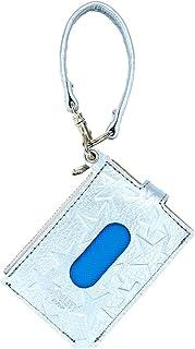 アジリティアッファ(AGILITY affa)『パスウォレット』パスケース 財布 一体 ミニ財布 L字ファスナー 定期入れ 星 スター