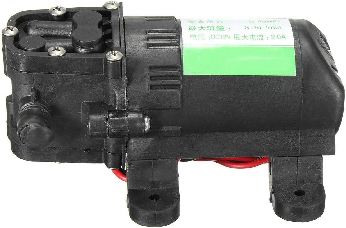 Aohi WXQ-XQ Latest item Electric Submersible Pump 12.5cm In a popularity Mari DC 12V Caravan