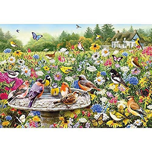 nobrand Puzzle 1000 Teile The Secret Garden 1000-teiliges Geschenk-Puzzle-70X50cm