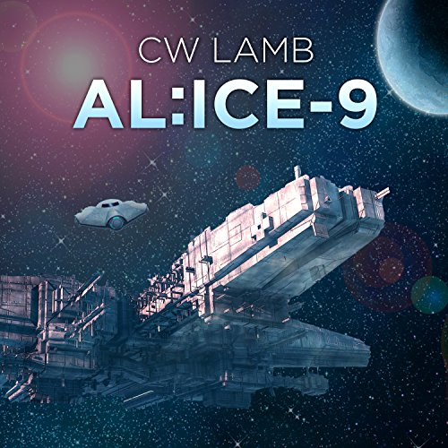 Alice-9 audiobook cover art