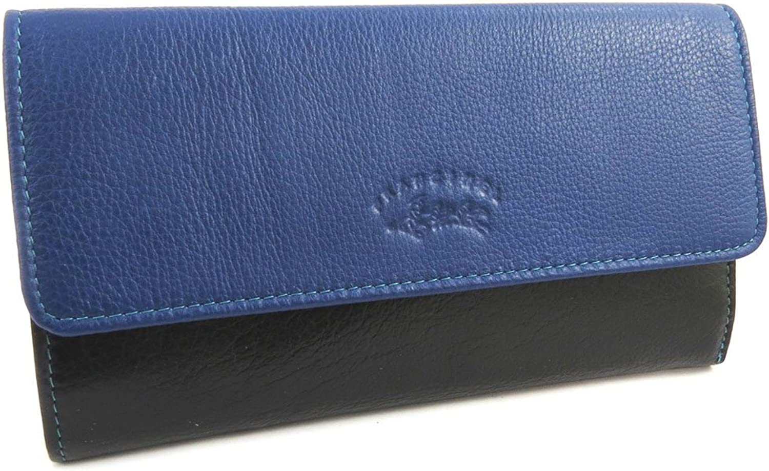 Great card holder 'Troubadour' bluee multicolord.