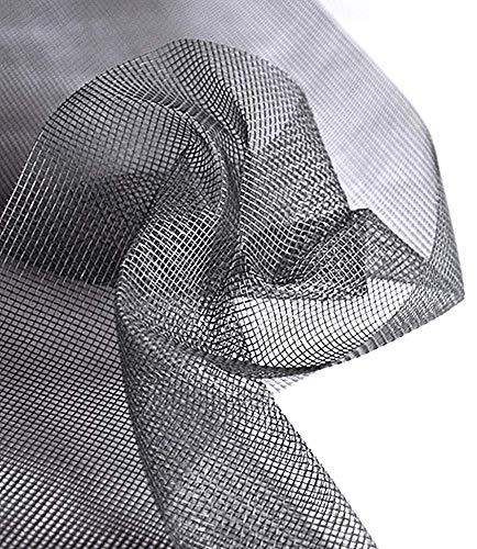 Mitef - Mosquitera de malla para ventana (fibra de vidrio, t