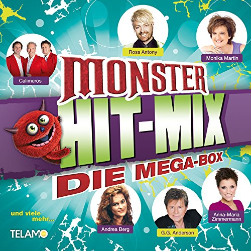 Monster Hit-Mix, Die Mega-Box