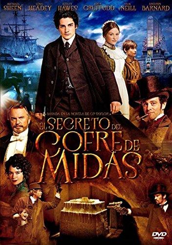 El secreto del cofre de Midas DVD