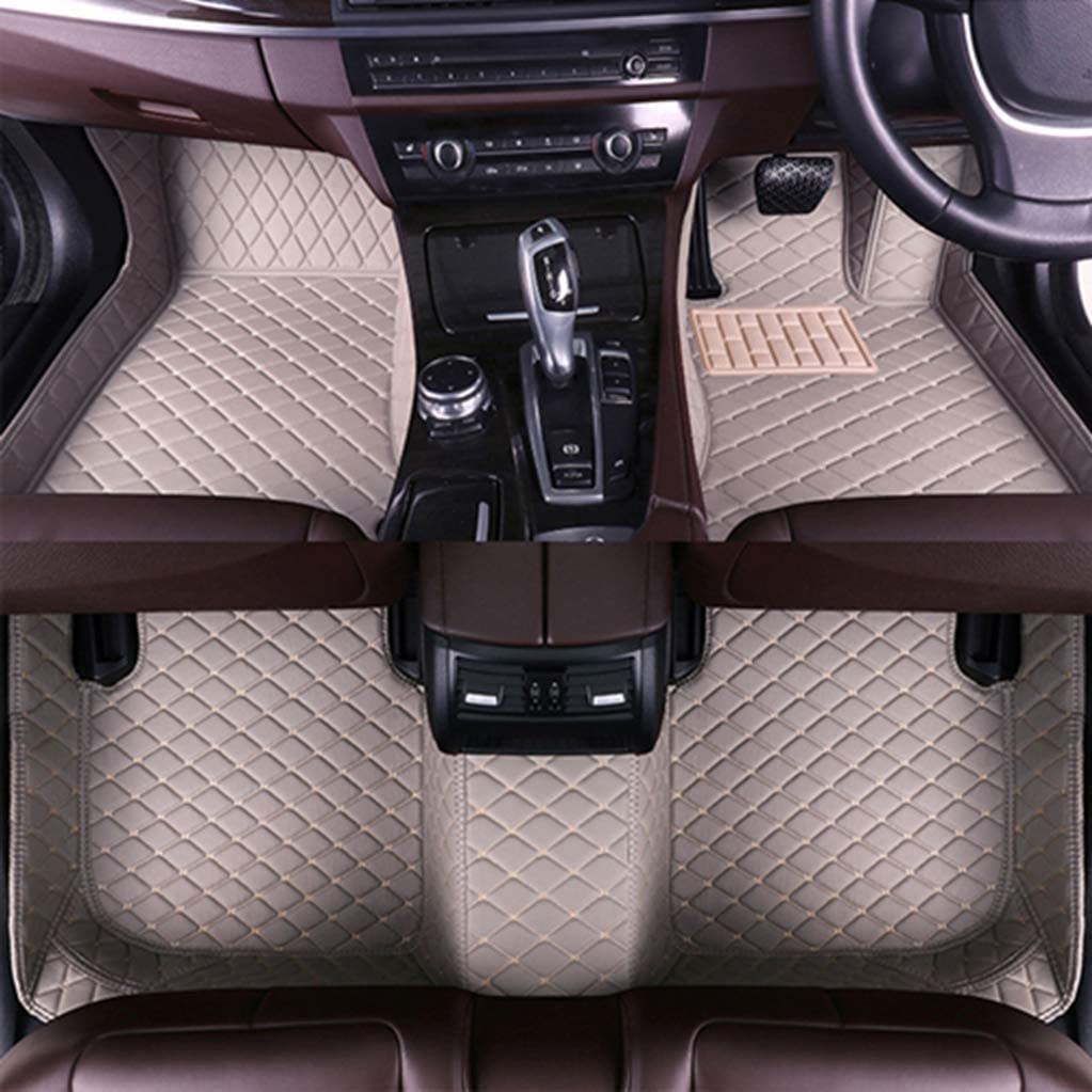 WXHHH Leather Car Floor Mats Outlander Ranking TOP4 Mitsubishi for Oakland Mall 2003-2018